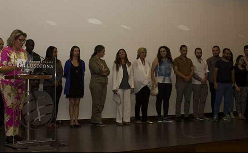 Lusófona recebe alunos da Síria