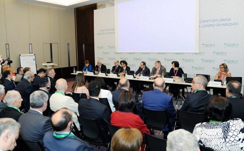 O papel do Azerbaijão no desenhar da sociedade multicultural