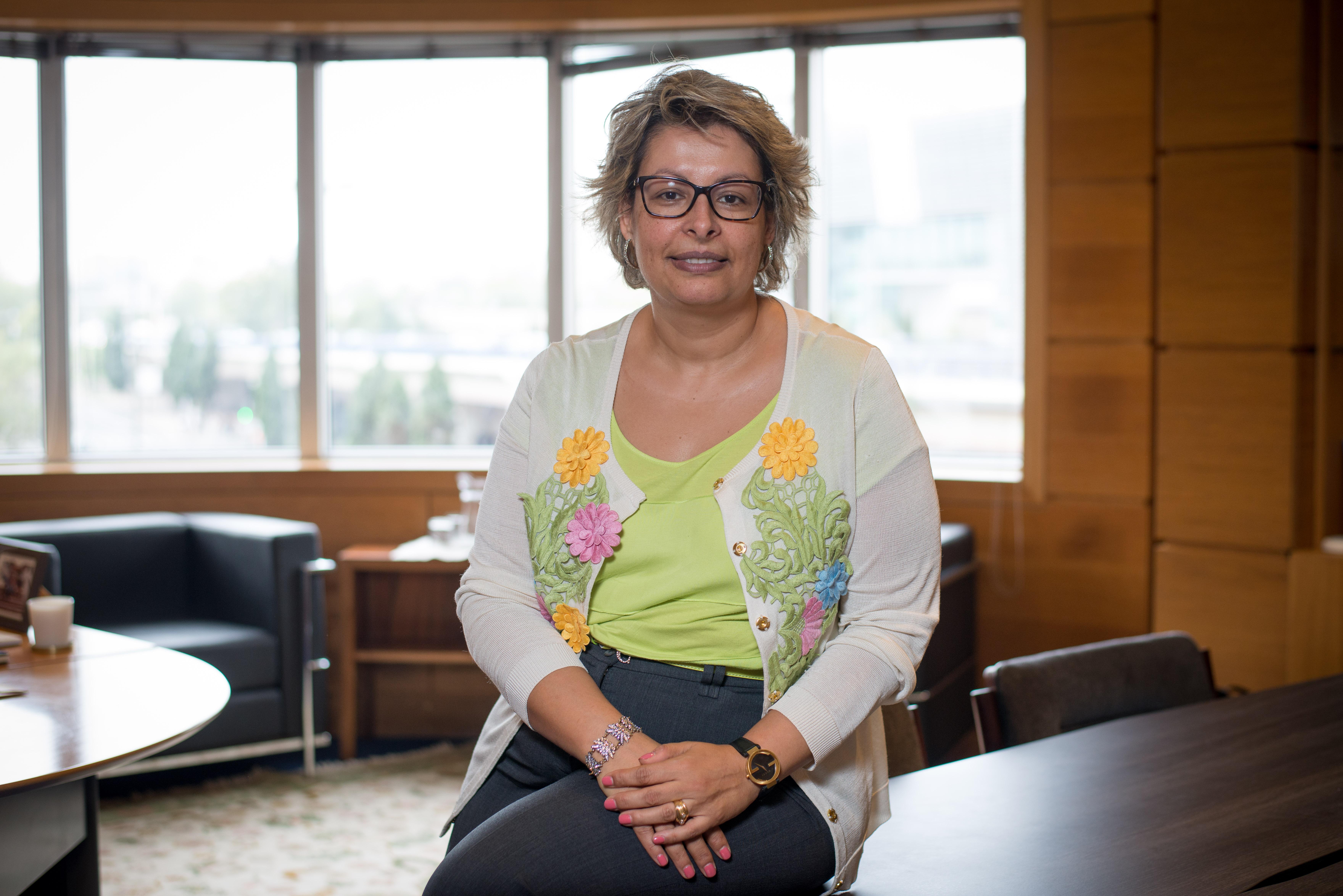 Entrevista Teresa Damásio