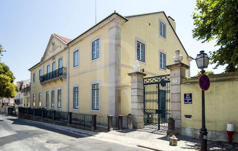 O desenvolvimento da criança no Real Colégio de Portugal