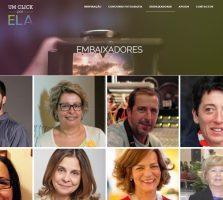 Teresa Damásio é Embaixadora ELA – Esclerose Lateral Ammiotrófica