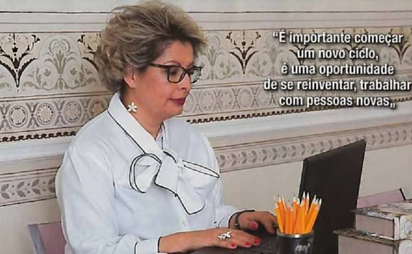 Entrevista de Teresa Damásio à revista Lux