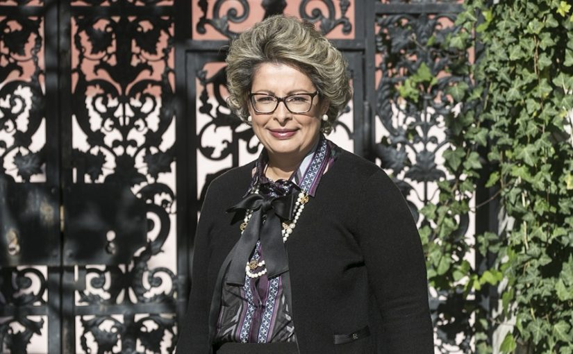 LuxWoman: Conheça Teresa Damásio