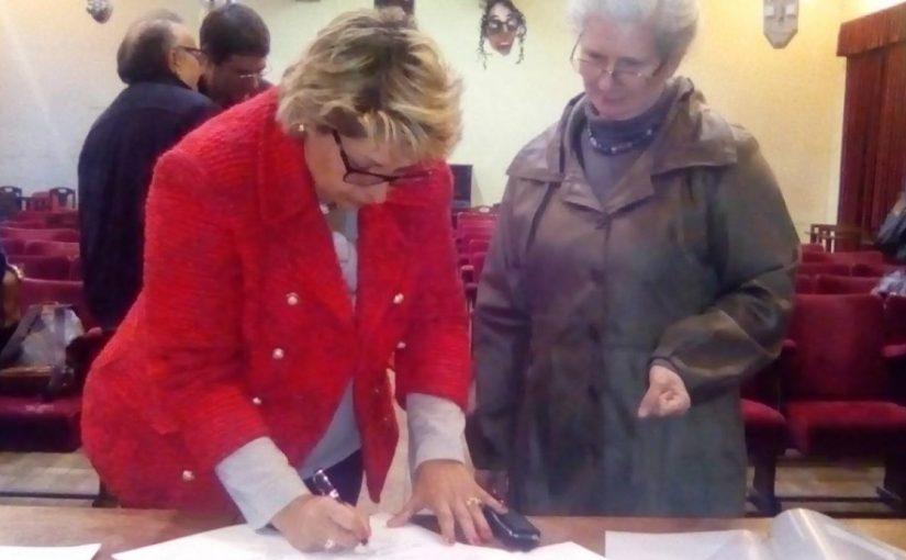 ISG estabelece protocolo com a E.S Maria Amália Vaz de Carvalho
