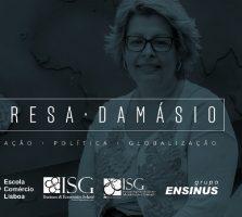 Bem-vindo ao site de Teresa Damásio!