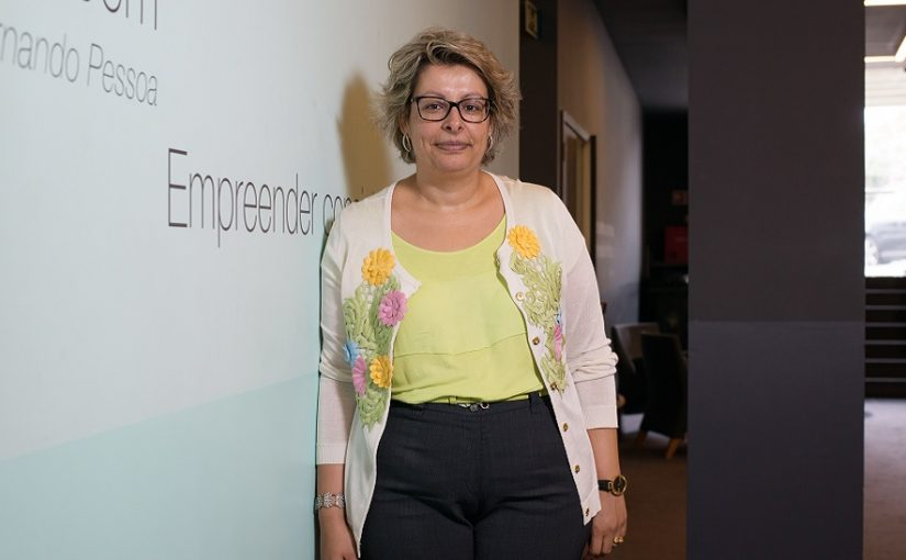 Teresa Damásio - Crescer a empreender