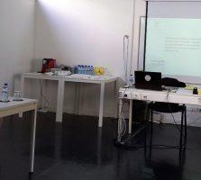 Seminário com o Professor Xavier Aragay