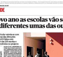 Grupo Ensinus e a flexibilidade curricular em destaque no jornal Público