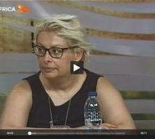 Entrevista no Fórum África, da RTP África