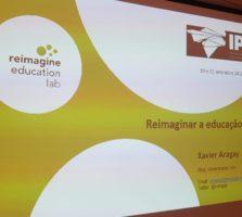 Formação e Conferência Reimaginar a Educação
