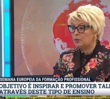 Entrevista ao Diário da Manhã da TVI 24 – Segmento Economia 24