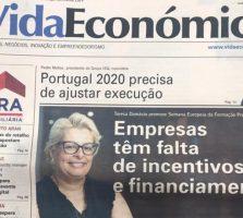 Entrevista ao jornal Vida Económica