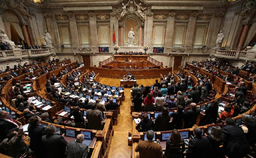 Intervenção na XI Legislatura - 2.ª Sessão Legislativa