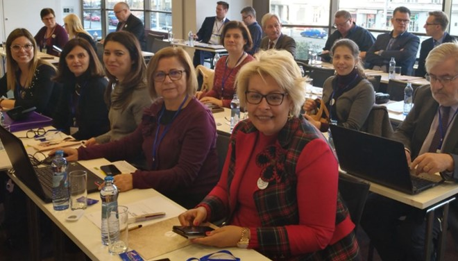 ECNAIS: European Council of National Associations of Independent Schools 2017